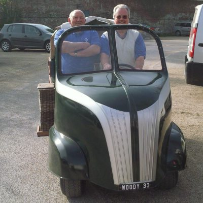 Softtop Buggy
