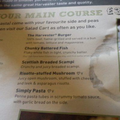 Scottish Breaded
