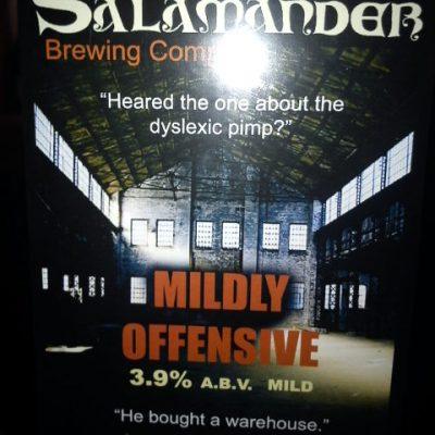 Salamander Brewing