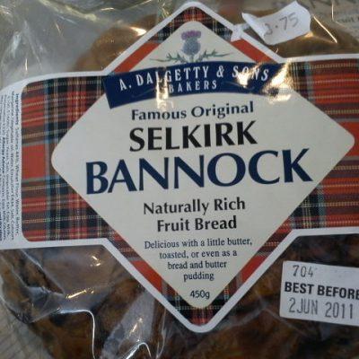 Selkirk Bannock