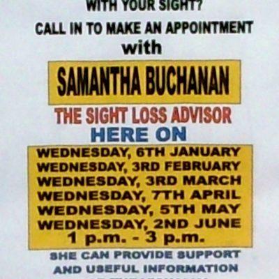 Samantha Buchanan