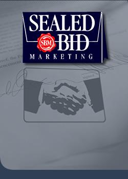 Sealed bid