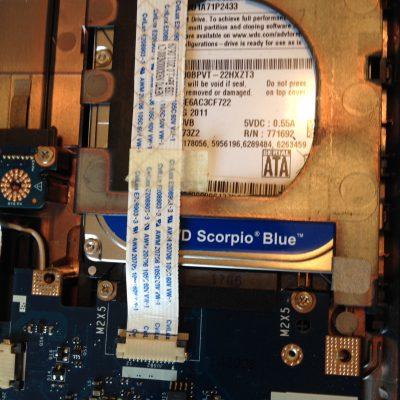 Scorpio Blue