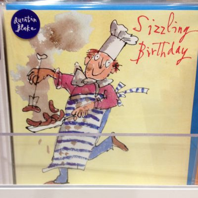 Sizzling Birthday