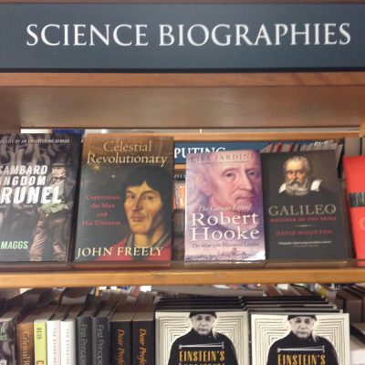 Science Biographies