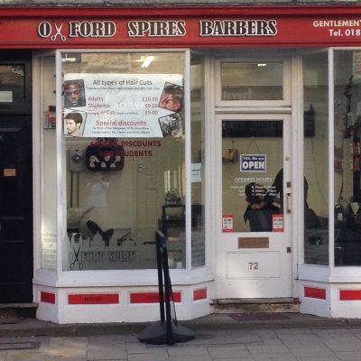Spire's Barbers
