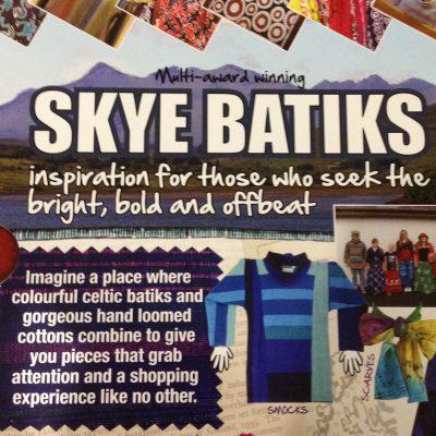 Skye Batiks