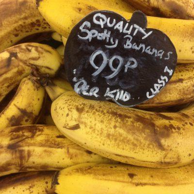 Spotty Bananas
