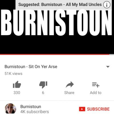 Suggested Burnistoun
