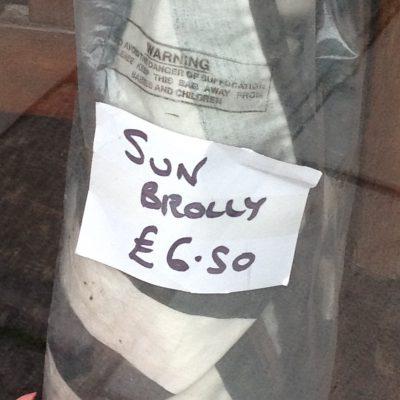 Sun Brolly