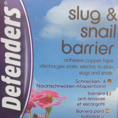 Snail Barrier