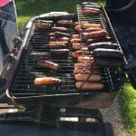 Sausage Burning