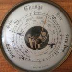 Stuck Barometer