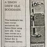 Silk Bookmark