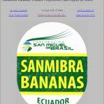 Sanmibra Bananas